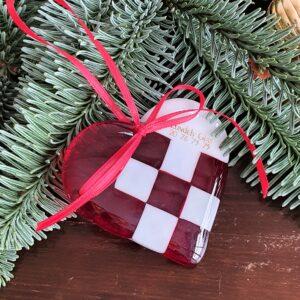 Julehjerte - lille